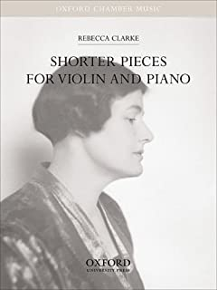 Shorter Pieces for Violin and Piano