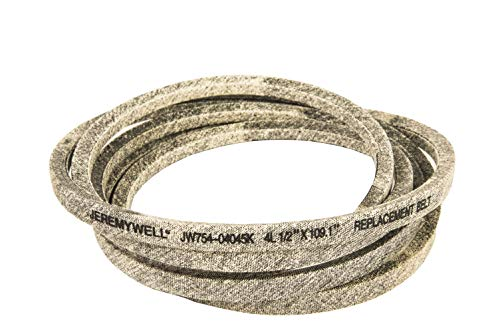 Jeremywell 42' Lawn Mower Deck Belt Replacement for Cub Cadet Toro...