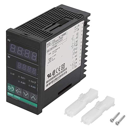 YELLAYBY CH402 FK02-M * AN-NN Controlador de temperatura digital regulador de temperatura PID inteligente