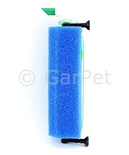 GarPet Aquarium Schwammfilter Innenfilter Aquariumfilter Luftheber Schwamm Luft Filter (F30 Bio Filter)