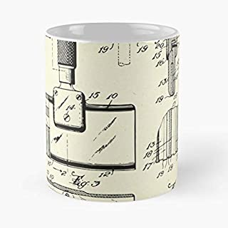Collectibles Us Patent Print Art - Coffee Mug Best Gift 11 Oz Father Day