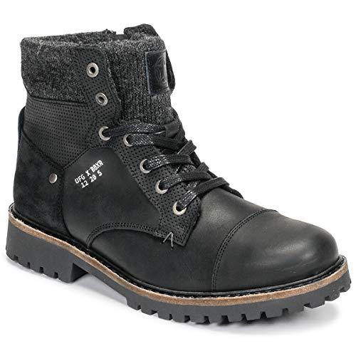 BULLBOXER AHA518E6L-BLCK Enkellaarzen/Low boots garcons Zwart Laarzen
