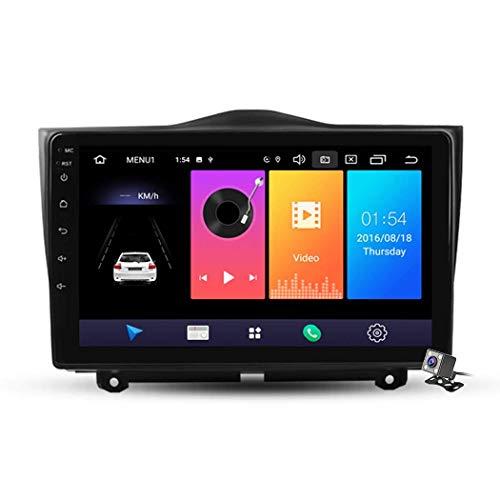 Android 9.0 Radio estéreo para automóvil Compatible con Lada Granta 2018-2019 Navegación GPS Pantalla táctil de 9 Pulgadas Unidad Principal Reproductor Multimedia MP5 Video con 4G WiFi DSP Mirror Lin