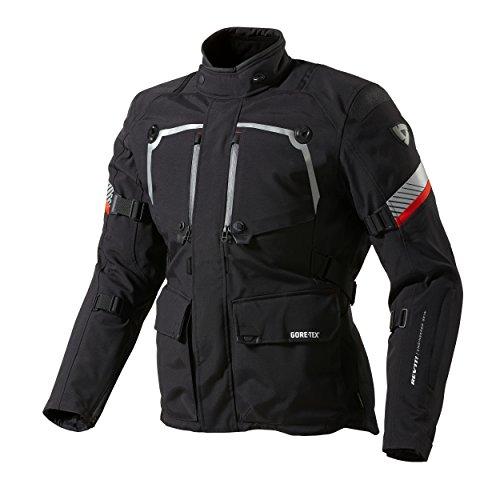 Preisvergleich Produktbild Revit Motorradjacke Poseidon GTX,  Farbe schwarz