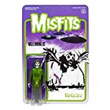 Super7 Misfits Reaction Action Figure The Fiend Walk Among Us (Green) 10 cm