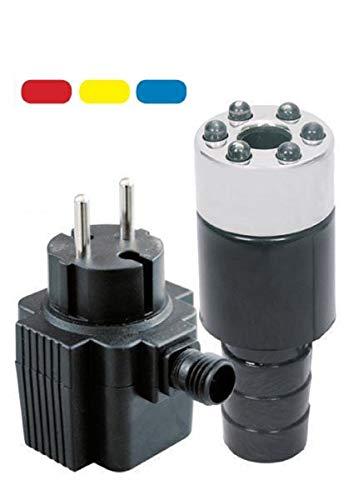 Seliger Quellsteinbeleuchtung Quellstar 600 LED, Mehrfarbig, 77 x Ø 30 mm, 3/4