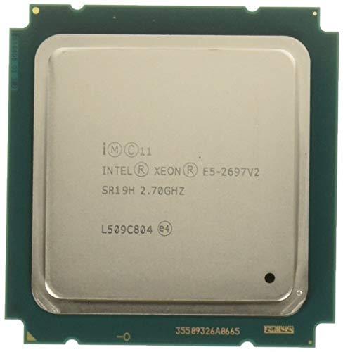 PC Server and Parts Intel Xeon E5-2697 v2 SR19H 2.70GHz 30M 12-Core LGA2011 CPU Processor (Certified Refurbished)