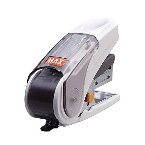 マックス MAX ホッチキス サクリ 予備針100本収納 20枚とじ ホワイト HD-10NL/W