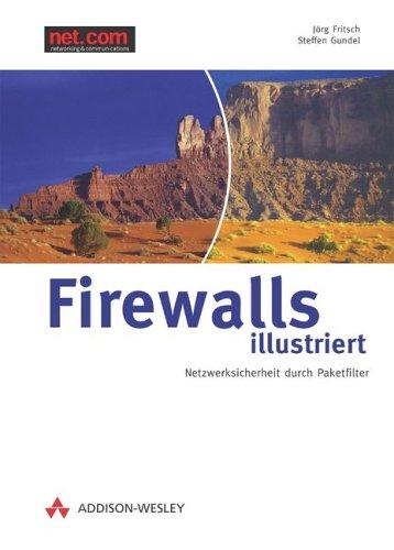 Firewalls illustriert . Netzwerksicherheit durch Paketfilter (net.com)