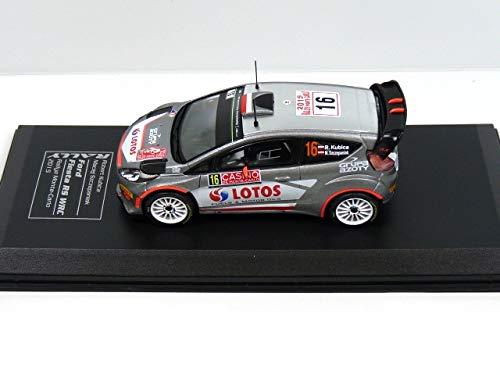 OPO 10 - Ford Fiesta RS WRC R.Kubica/M.SZCZEPANIAK Rally Monte-Carlo 2015 (Ref: 1506)