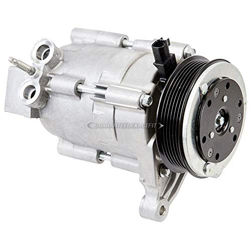 AC Compressor & A/C Clutch For Saturn Vue 3.5L V6 2008 2009 2010 - BuyAutoParts 60-03273NA New