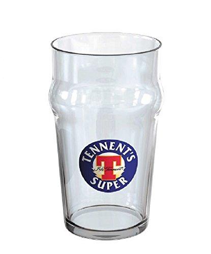 Bicchiere Pinta Birra Tennent's Super cl. 40 Pint Set 6 Pz.