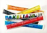 KELIA Polos para Congelar 65 ml sabores surtidos en caja regalo atracom.es [Pack 30 ud x 65 ml]
