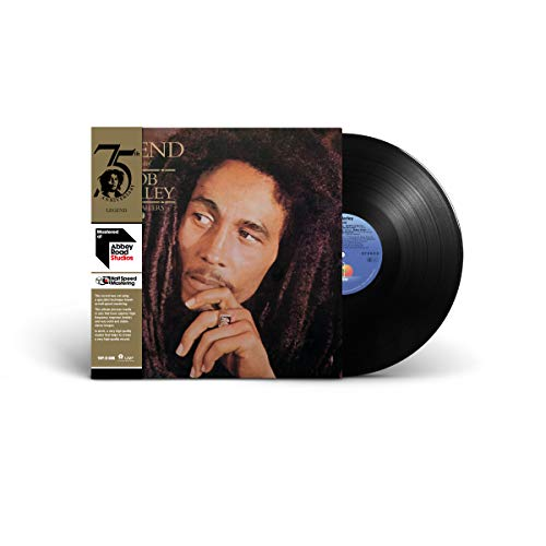 Album Art for Legend [Half-Speed LP] by Bob Marley & The Wailers