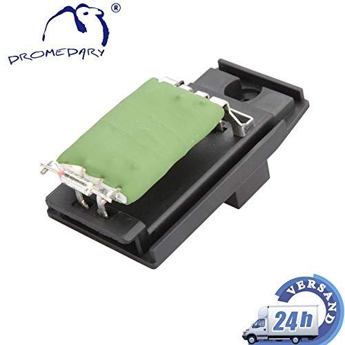 Dromedary 1311115 Widerstand Vorwiderstand Gebläseregler Gebläse Innenraumgebläse Heizung Focus DAW DBW