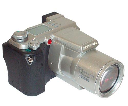 Olympus C-2100 2MP Digital Camera w/ 10x Optical Zoom