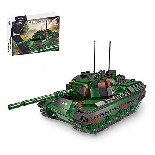 Likecom -   Technik Leopard 1