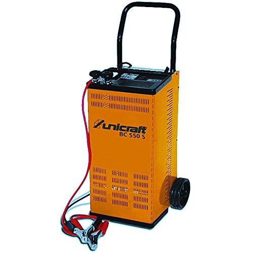 Stürmer Maschinen GmbH UNICRAFT BC 550 S manuelles Batterieladegerät Batteriestartgerät für Wet-Batterien
