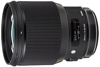 Sigma 85mm F1,4 DG HSM Art Objektiv (86mm Filtergewinde) für Canon Objektivbajonett (B01M0UO0HX) | Amazon price tracker / tracking, Amazon price history charts, Amazon price watches, Amazon price drop alerts