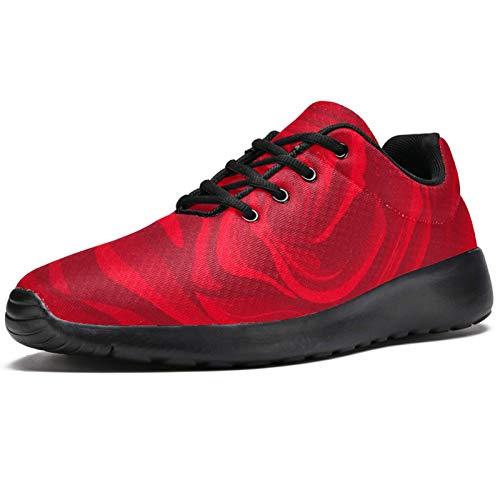 Zapatillas deportivas para correr para mujer, diseño de mariposas, de malla, transpirables, para caminar, senderismo, tenis, color, talla 36.5 EU
