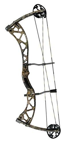 Martin Archery Carbon Fury Long Draw Archery Bow, Ambush-Right Hand Dominant 60 pound draw