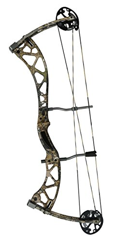 Martin Archery Carbon Fury Short Draw Blackout Archery Bow, Blackout-Right Hand Dominant 60 pound draw