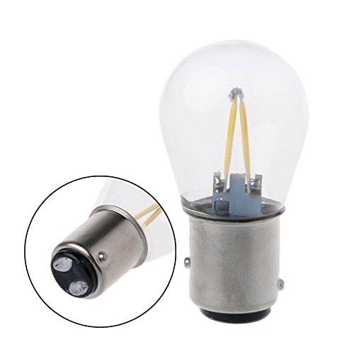 JENOR 1PC 1157 Bay15d LED blanco DRL luz trasera de circulación diurna 6000 K 2018