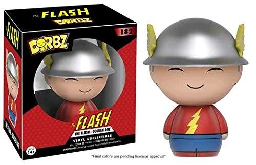 Dorbz: DC: Flash