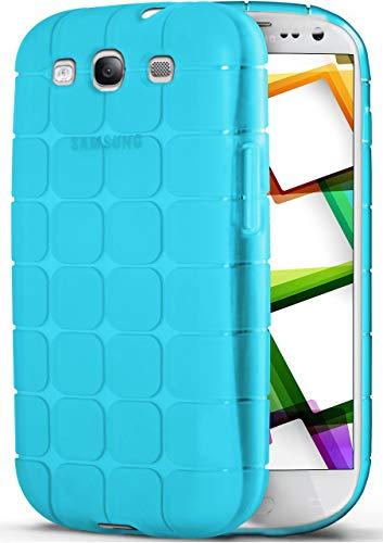 MoEx® Funda de Silicona Ligera Compatible con Samsung Galaxy S3 / S3...