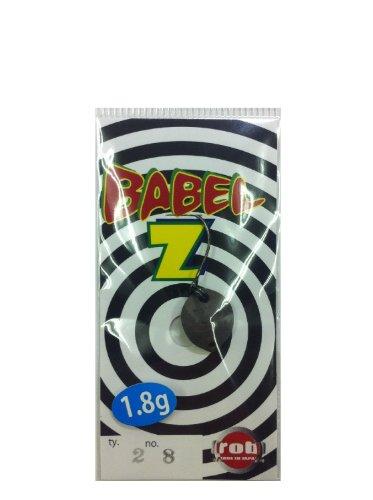 ROB LURE(ロブルアー) ルアー バベルZ 1.8g #Z8 チョコレートグロー