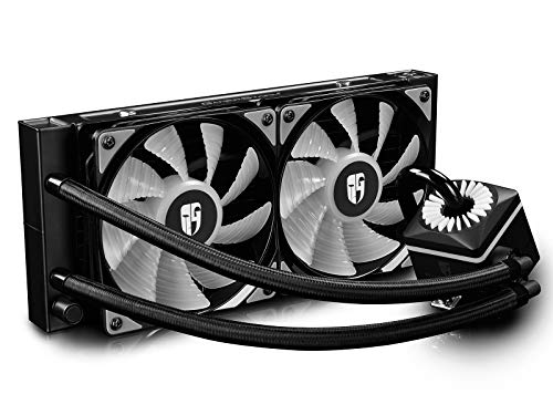 Build My PC, PC Builder, DEEPCOOL CAPTAIN 240 PRO