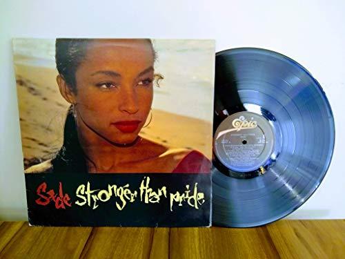 SADE Stronger Than Pride LP promo
