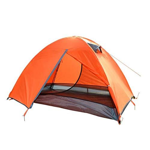 Carpa tipo domo, Carpa tipo cabaña con configuración instantánea, Carpa para 1-2 personas, Carpas mochila, Cúpula impermeable, Carpa para deportes al aire libre Refugios para el sol para acampar (verd