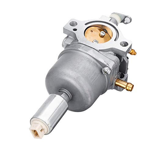 WeiCYN Vervanging for Briggs Stratton 19.5HP John Deere LA105 LA125 D110 Grasmaaier MIA11474 MIA12509 Carburateur