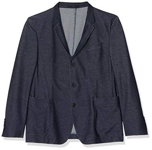 Joop! Jeans Herren Hankez Sakko, Blau (Navy 420), 56