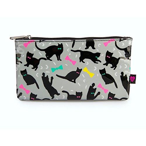 Loungefly - Bolsa para cosméticos con gatitos