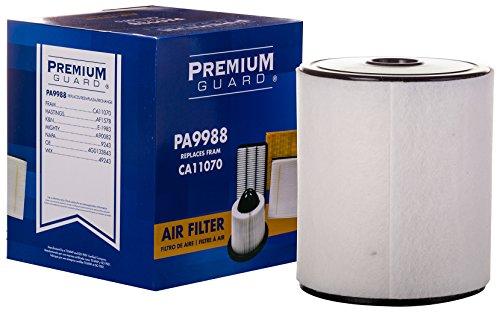 PG Air Filter PA9988| Fits 2011-13 Audi A6, 2012-17 A6 Quattro, 2017 A7, 2012-18 A7 Quattro, 2014 RS7; 2013-18 S6, S7
