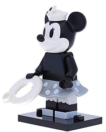 LEGO 71024 Disney - Figuras de Mickey Mouse y Minnie Mouse (2 Unidades) 2