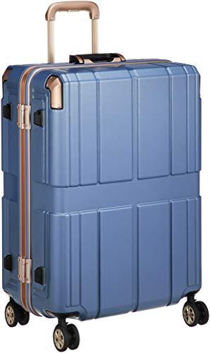 [レジェンドウォーカー] スーツケース 不可 保証付 75L 60 cm 4.6kg ブルー