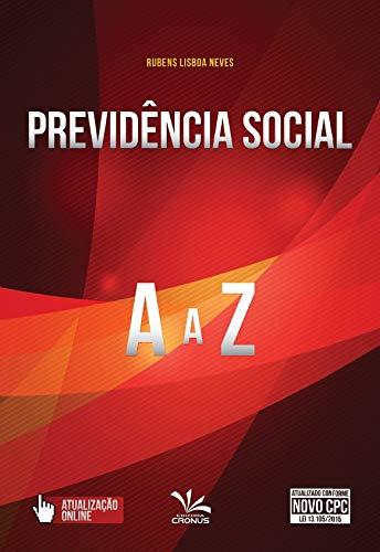 Previdência social de A a Z
