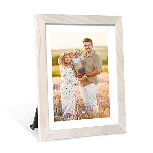 AEEZO WiFi Digital Picture Frame, IPS Touch Screen Smart Cloud Photo Frame with 16GB Storage, Easy Setup to Share Photos or Videos via Free Frameo APP, Auto-Rotate Frame