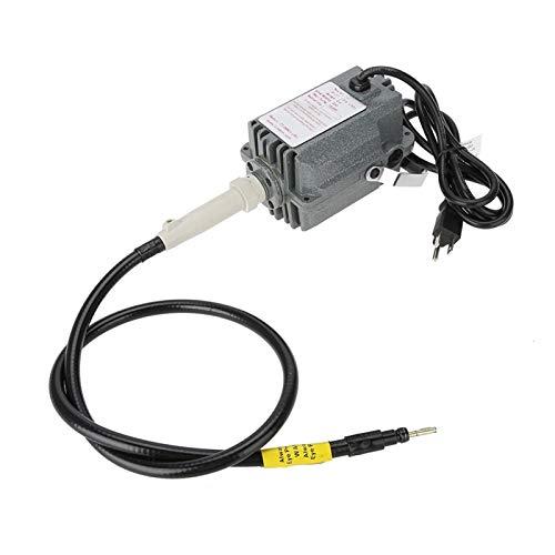DAUERHAFT Schmuckwerkzeuge für hängende Bohrer 50 Hz Elektro 18000 U/min, leicht, mit 4 mm Kopf, zum Schleifen, Bohren und Verarbeiten von(European Standard 220V)