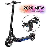 Elektro Scooter mit App-Steuerung, 350W Motor E Roller für Erwachsene, 8,5-Zoll-Explosionsgeschützter Wabenreifen, Dreistufig