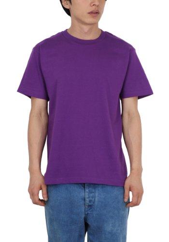 [プリントスター] Tシャツ 00085-CVT SET 014 パープル 日本 150cm (日本サイズ150 相当)