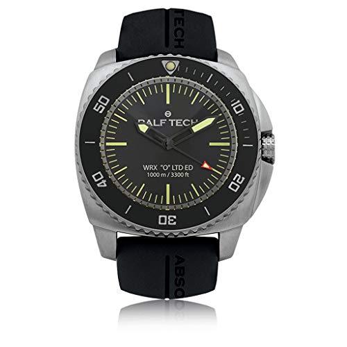 Ralf Tech WRX A Hybrid O WRX-1003 - Reloj de Buceo (Resistente al Agua, 1000 m)
