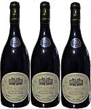Juliénas, Vin Rouge, par lot de 3 bouteilles de 75cl