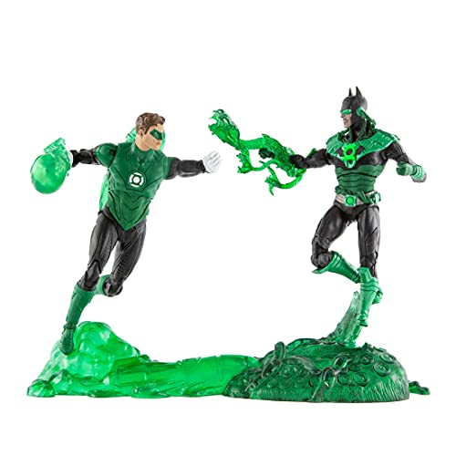 "McFarlane Toys DC Multiverse Green Lantern (Hal Jordan) vs. Dawnbreaker 7"" Action Figure Multipack"