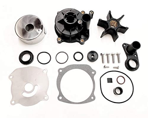 A.A Water Pump Impeller Kit for Johnson Evinrude 85-300 HP- 5001593, 395062, 5001594