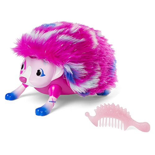 Zoomer Hedgiez, Ava, Interactive Hedgehog with Lights, Sounds and Sensors, by Spin Master
