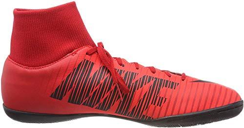 Nike Men's Football Boots, Multicolour University Red Black Bright Cr, 6 UK